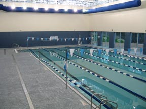 Another view of the indoor pool.