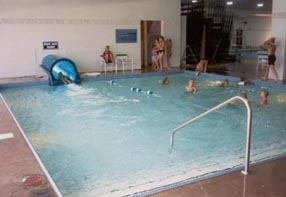 indoor small play pool